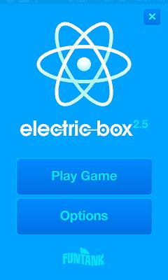 パズル系Android無料ゲーム:Electric Box 2
