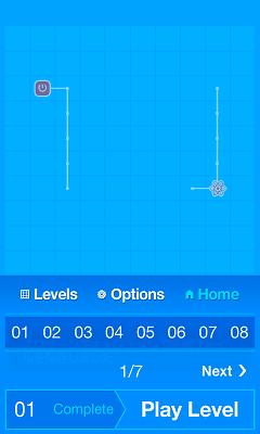 Electric Box 2 レベル選択画面