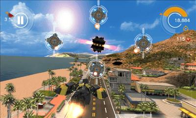 アイアンマン3 - 公式ゲーム プレイ画面5