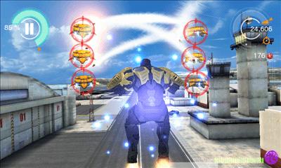 アイアンマン3 - 公式ゲーム プレイ画面8