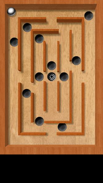 aTilt 3D Labyrinth Free 迷路マップ