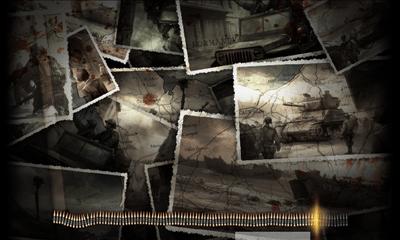 フロントラインコマンド ノルマンディー ローディング画面