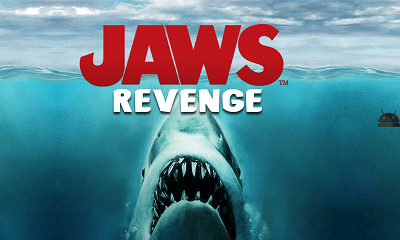 Jaws Revenge 起動画面