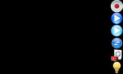 ウバ 無音 ビデオカメラ Free (ウィジェット機能有り) LED点灯画面