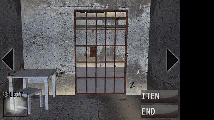 old offender -監獄からの脱出- ゲーム画面1