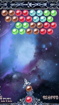 バブルシューター Shoot Bubble Deluxe PUZZLE画面2