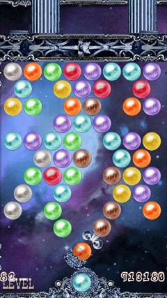 バブルシューター Shoot Bubble Deluxe PUZZLE画面3