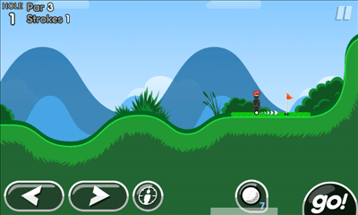 Super Stickman Golf 2 プレイ画面3